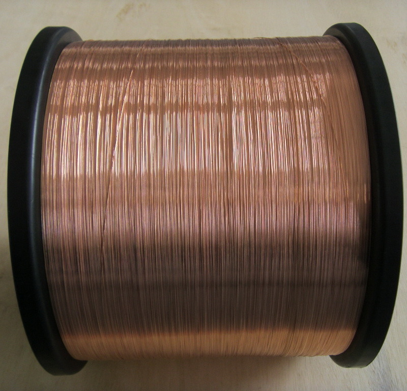 Copper Clad Aluminum : China copper clad aluminum wire cca ccam