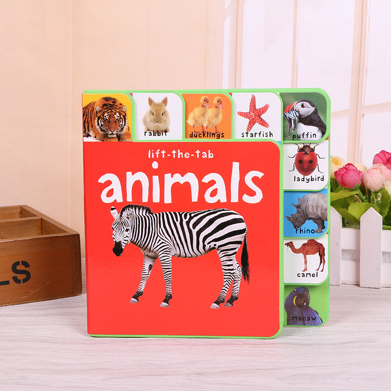 OEM Printing Child Book, Children Cartoon Book Printing, Children Textbook Printing Custom