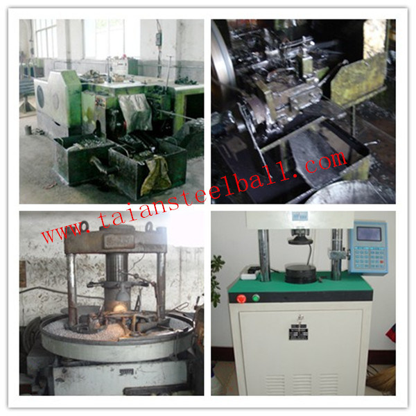 AISI440 Stainless Steel Material Grinding Steel Ball Manufacturer