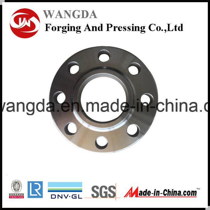 JIS 16k Slip-on Welding Steel Pipe Flanges