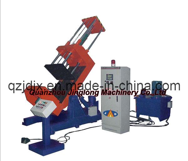 Cheapest Aluminium Tilt Gravity Die Casting Machines (JD-650-75A)