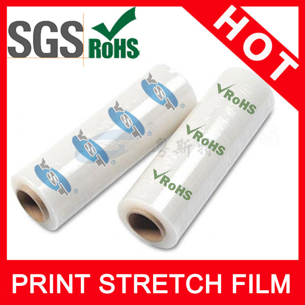 LLDPE Printed Stretch Film