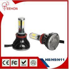 High/Low Beam H8 H9 H11 80W LED Head Bulbs
