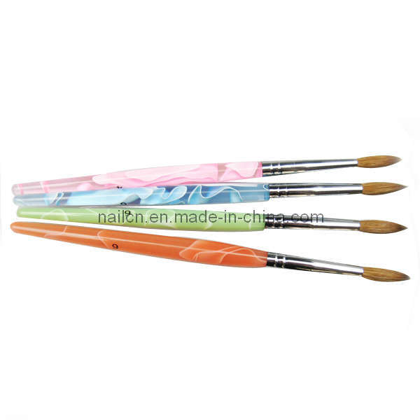 Acrylic Pen, Nail Pen, Nail Brush, Kolinsky Sable Pen spiral
