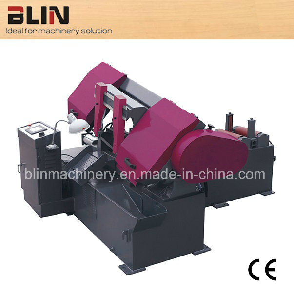 Horizontal CNC Band Saw (BL-HS-J28N) (High quality)