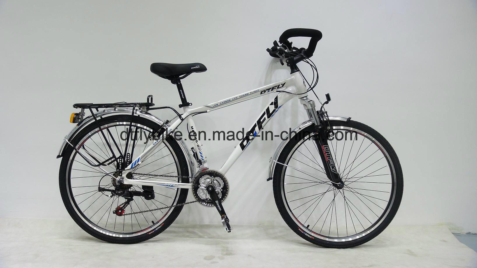 """Bike: Touring Bike, 26"""", Shimano, 21s"""