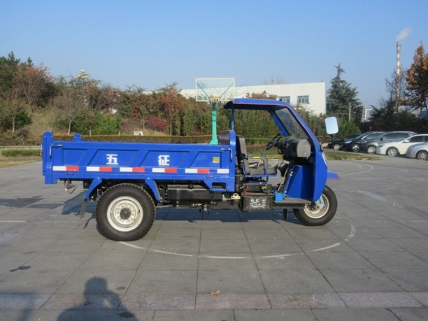 3 Wheel Truck with Cab