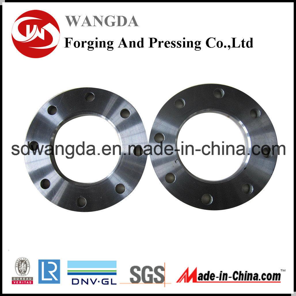 DIN Cartbon Steel 40 Bar Slip-on Flanges, Blind Flanges, Welding Neck Flanges