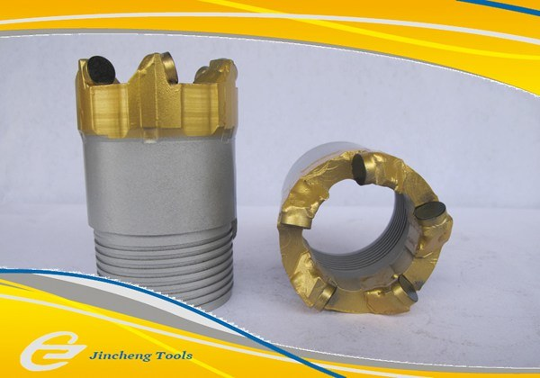 76mm 6 Teeth PDC Core Drill Bits for Build Road