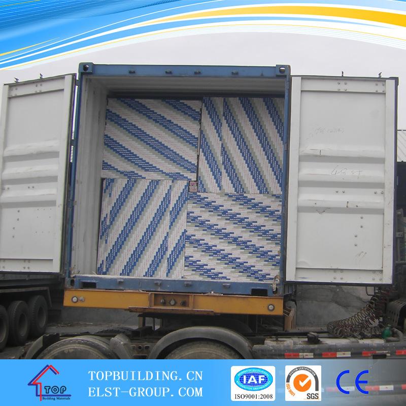 Gypsum Board/Plasterboard/Gypsum Ceiling/1200*2700*12mm