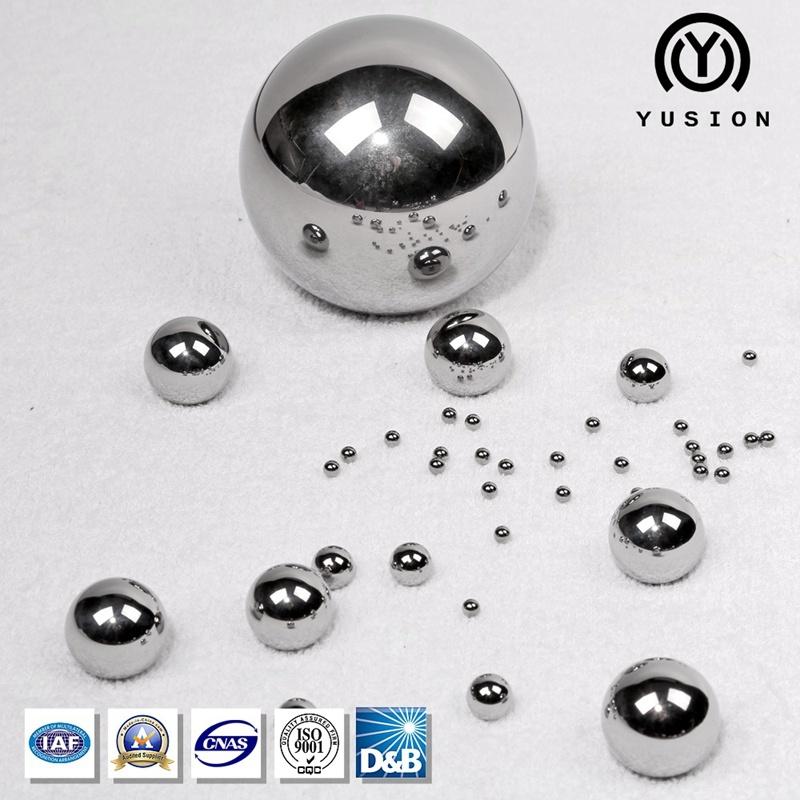 S-2 Tool Steel (RockBit) Ball 55sm5fa-60 4.7625mm~150mm