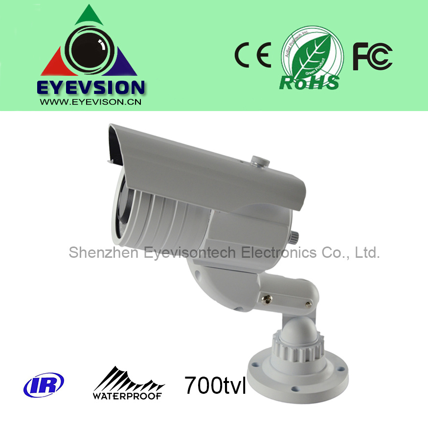 "1/3"" CCD 700tvl CCTV HD IR Security Camera (EV-673W30IR)"