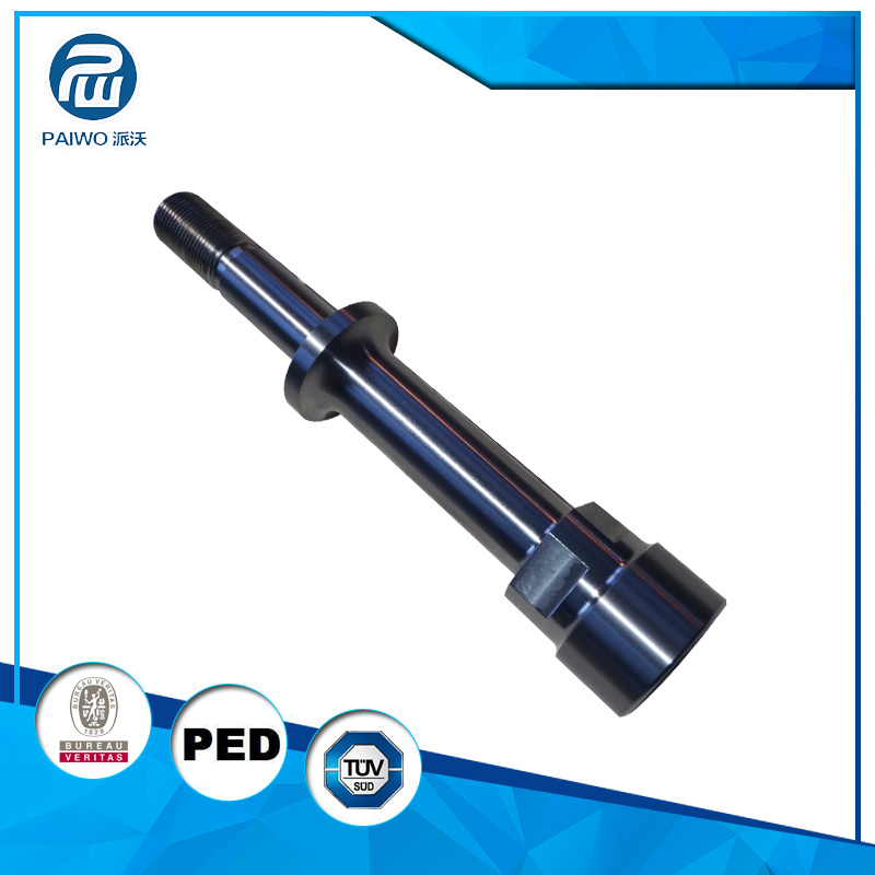 Forged Machining Steel AISI 4130 4140 Transmission Shaft for Machinery