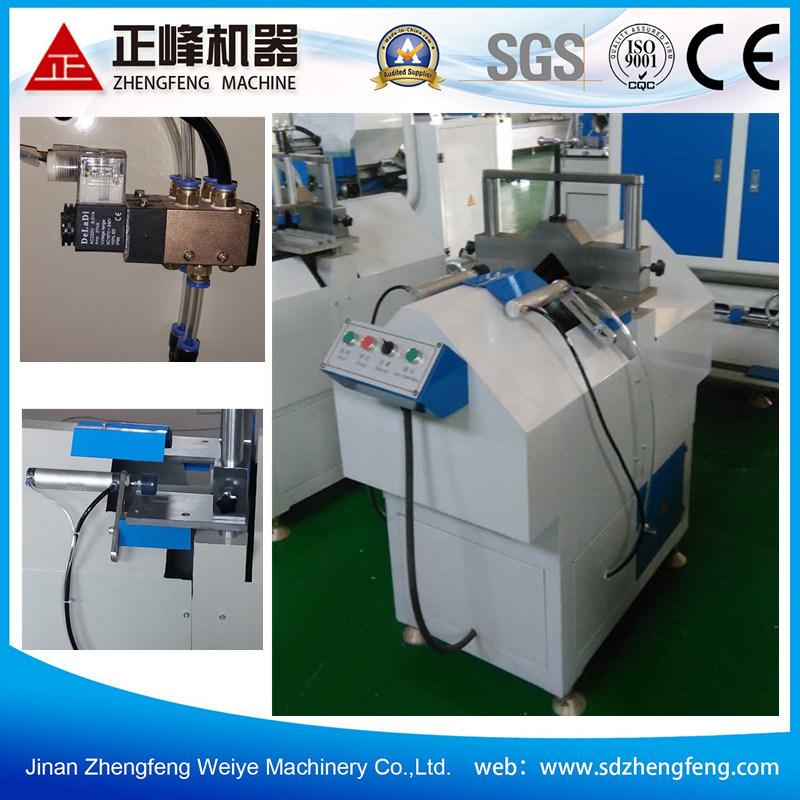 V Notch Cutting Saw for UPVC Window Machine