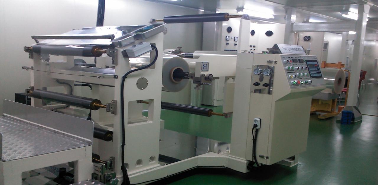 Silicone Releasing Film Coating Machine