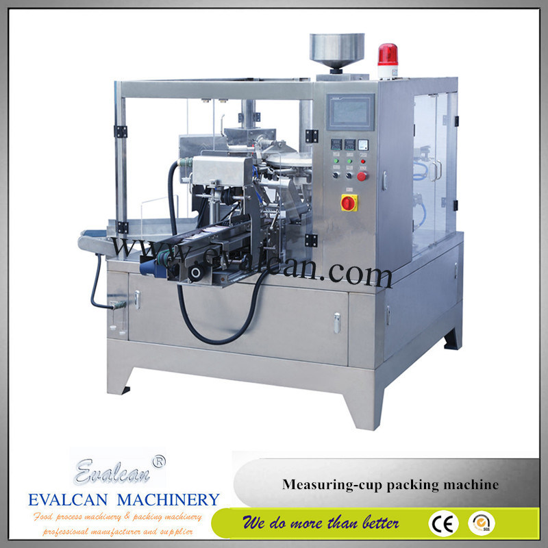 Automatic Sunflower Seeds Pouch Filling and Sealing Packing Machine