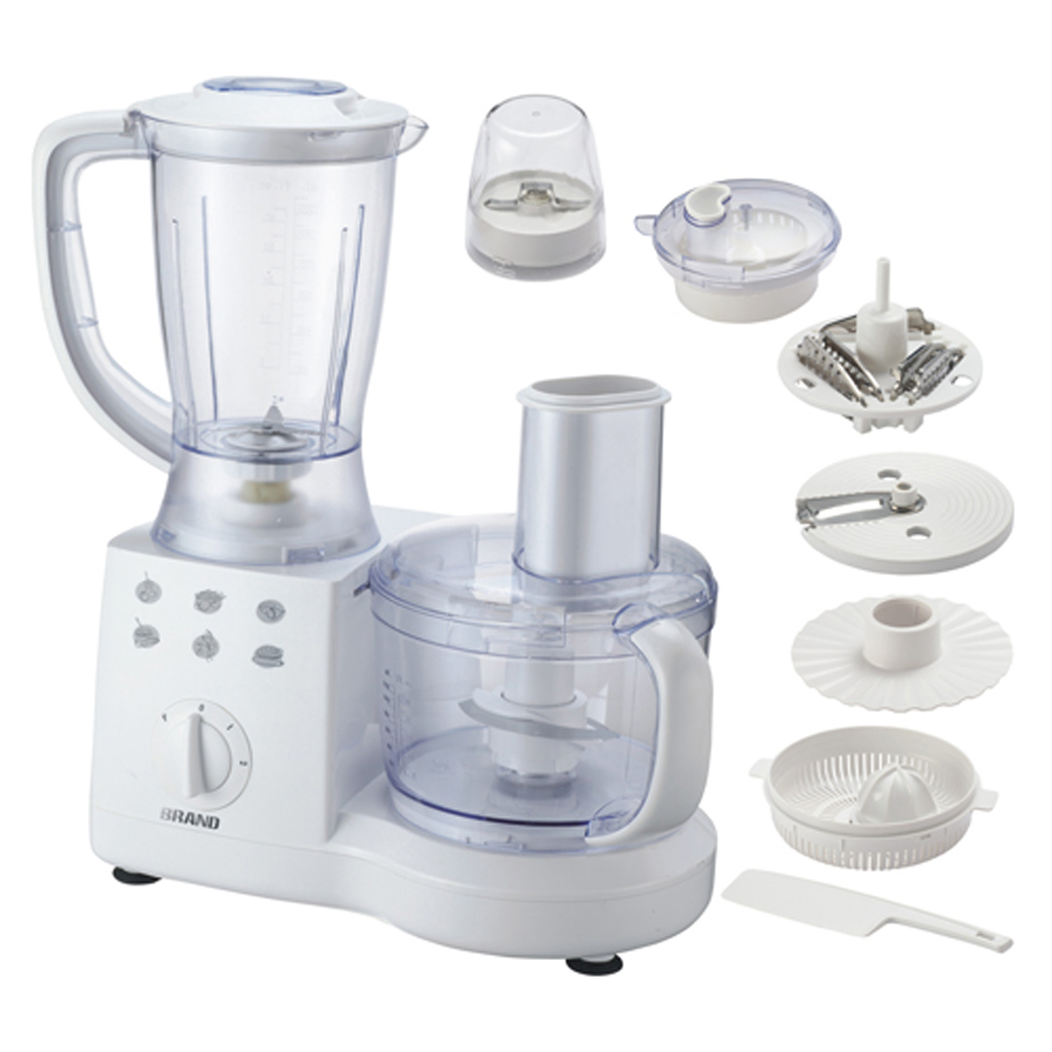 Household Kitchen Appliance 500watt Multifunctions Food Processor