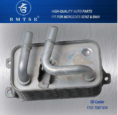 Auto Engine Oil Cooler for BMW E60 E66 17217519213