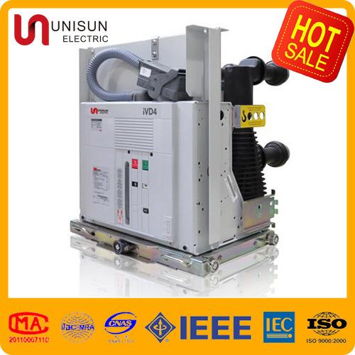 Indoor Drawable Medium Voltage Vacuum Circuit Breaker