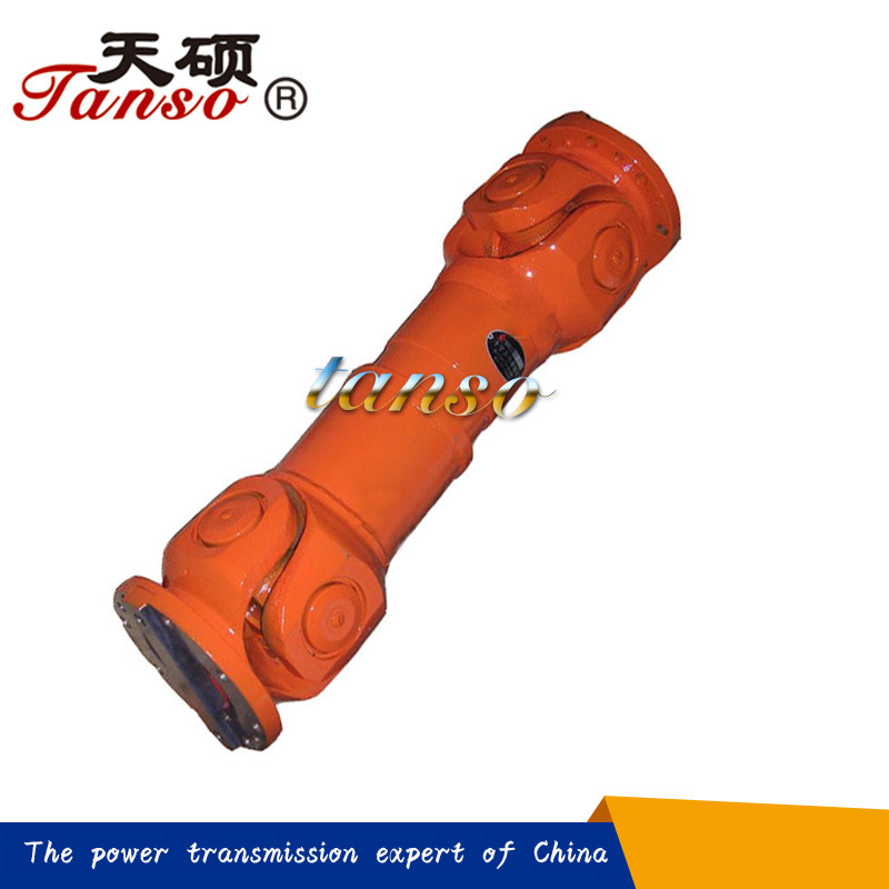 High Precision Universal Coupling Used for Industrial Machinery