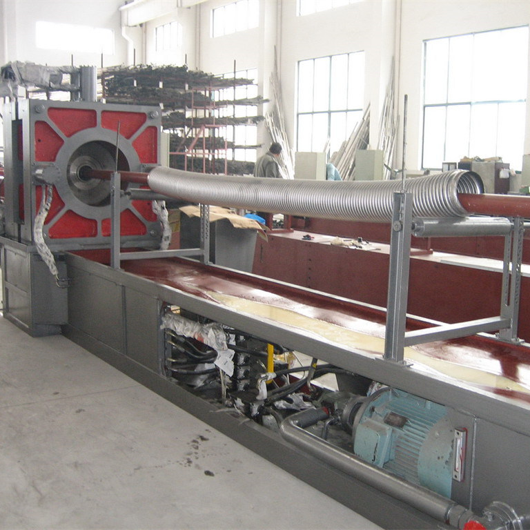 Corrugated Stainless Steel Metal Hose Forming Machine