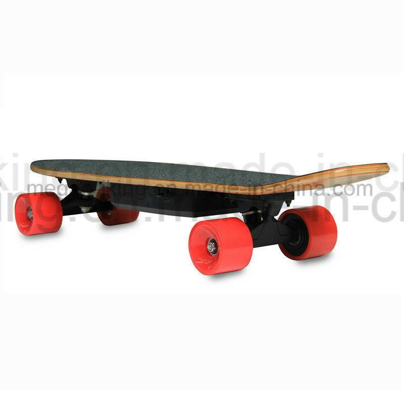 $78 EU Standard 4 Wheel Electric Skateboard Remote Control