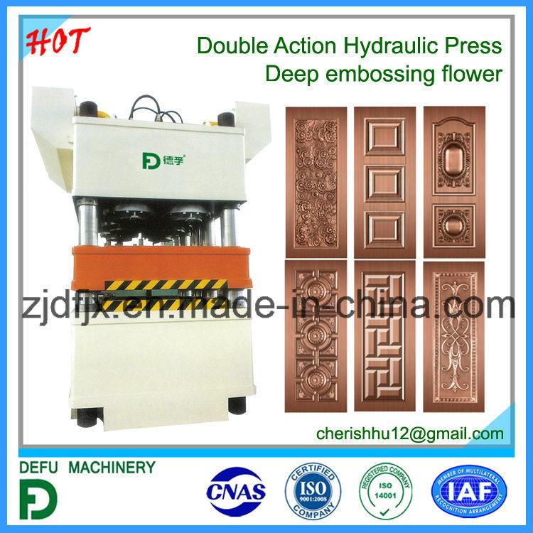 Hydraulic Press Machine for Metal Door
