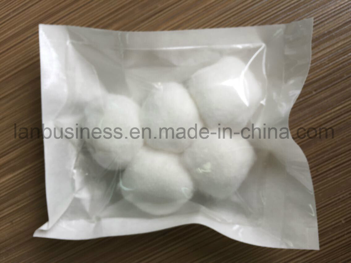 Medical Cotton Ball Sterile Hospital Supply