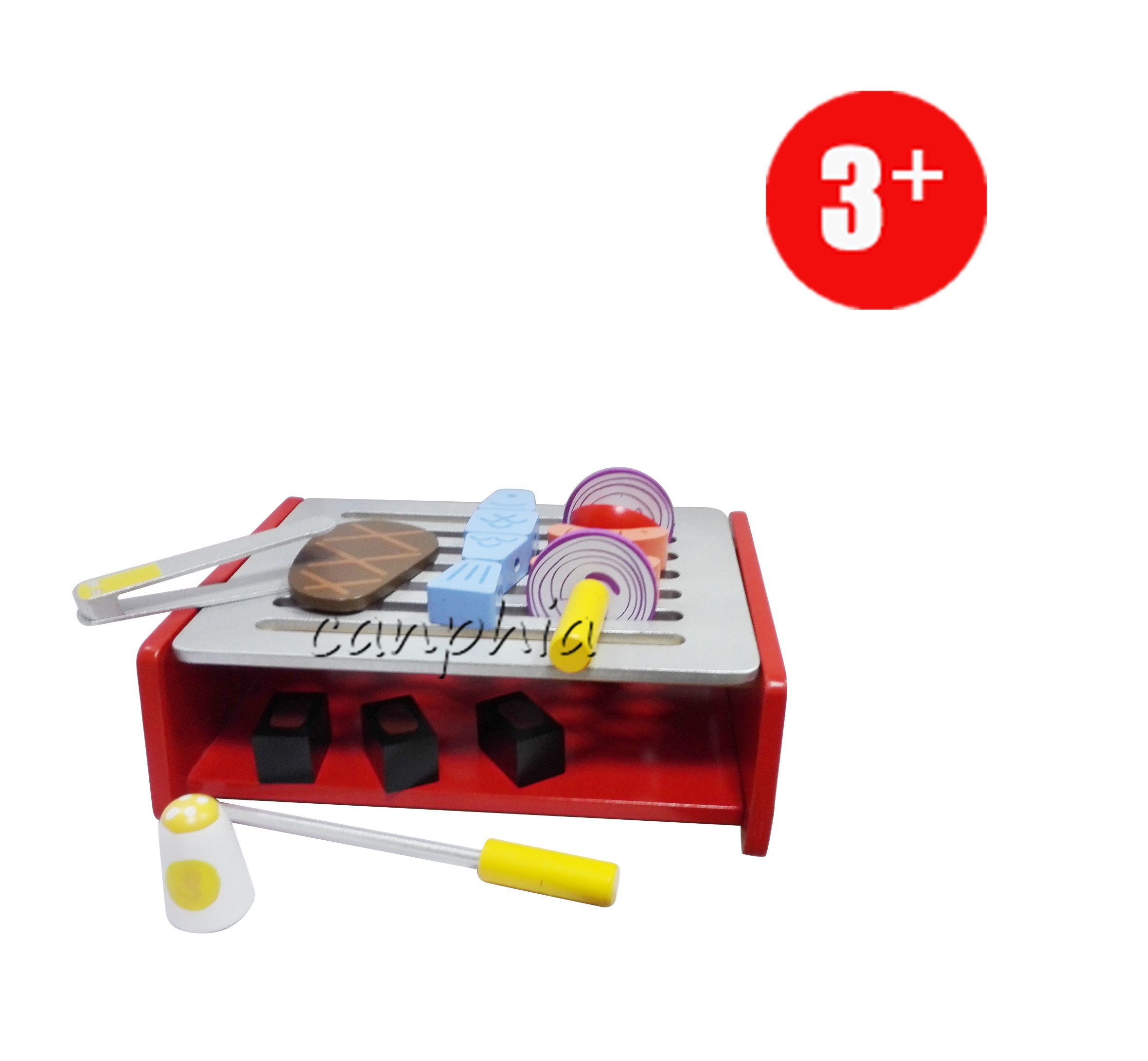 Pretend Kitchen Toy, Popular Toy Kitchen Set and Wooden DIY Kitchen Toy