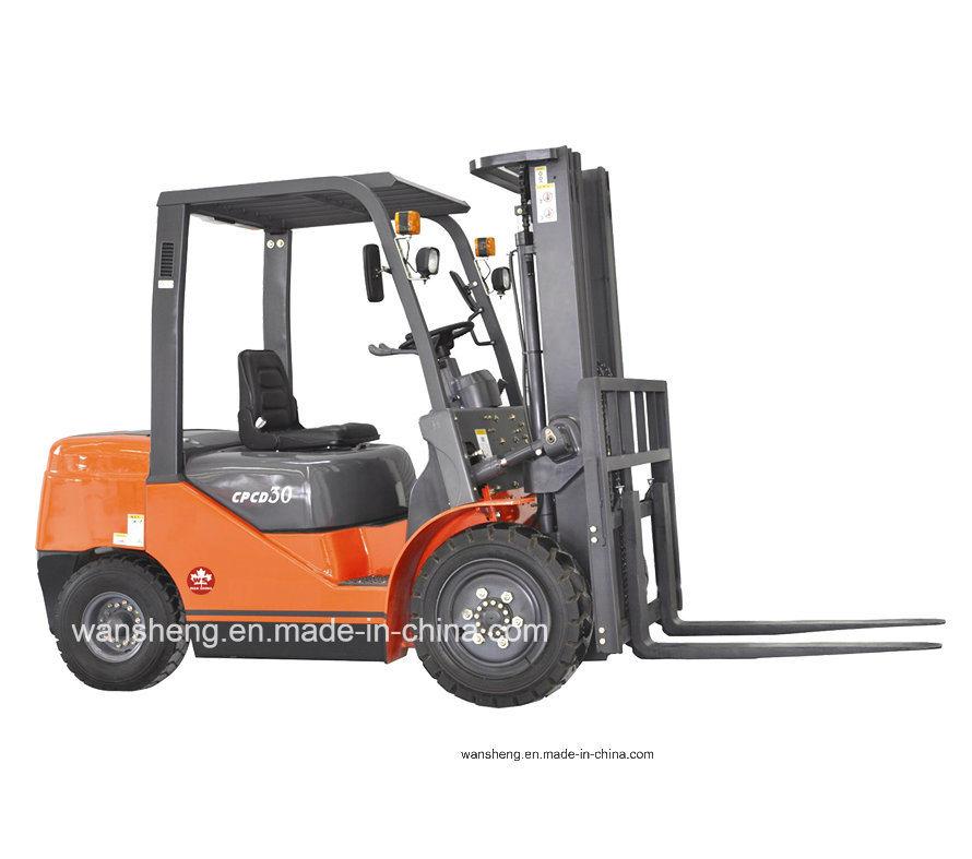 Best Selling 3.0 Ton Diesel Forklift Truck