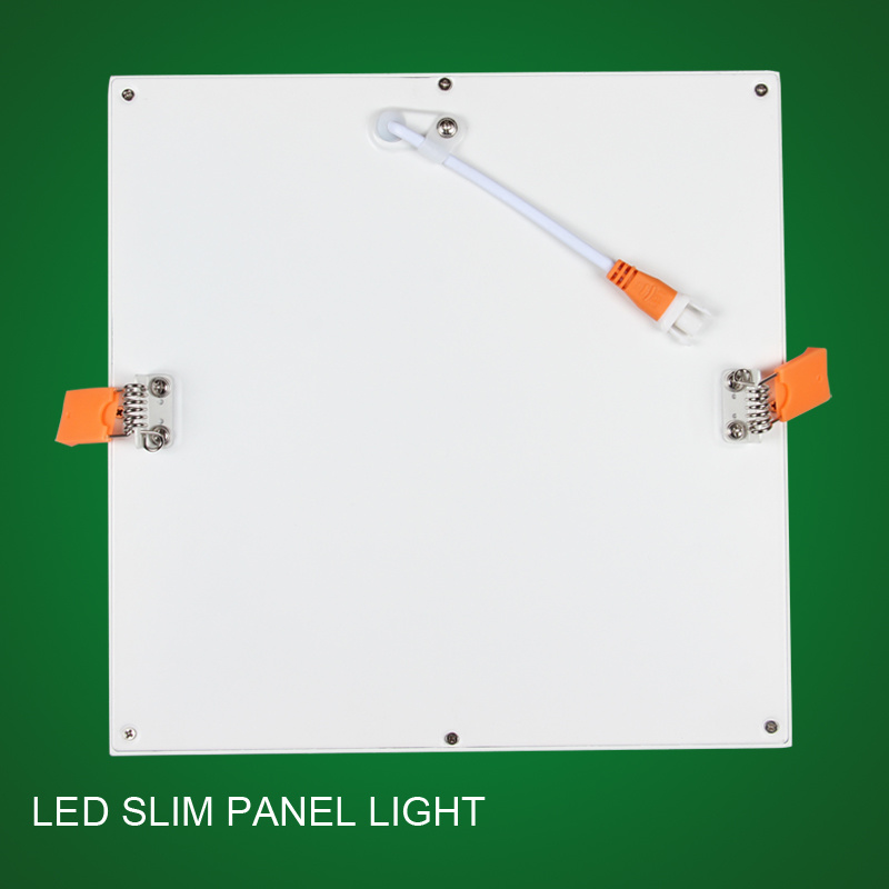 Top Brand Supplier Aluminum Housing Bis Ce Saso CB Certificate LED Slim Panel Light