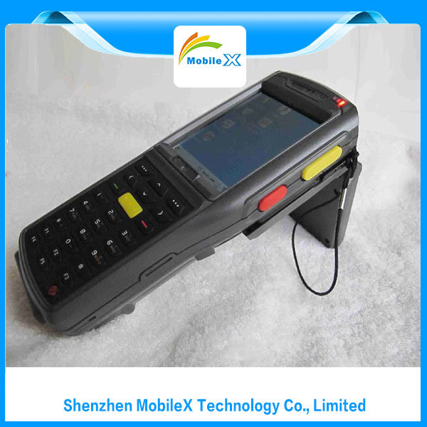 Portable Data Collector with Finger Print, UHF RFID Reader