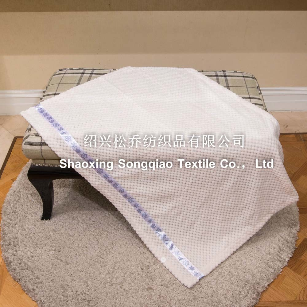 Baby Blanket Product /Polyester Flannel Fleece Blanket