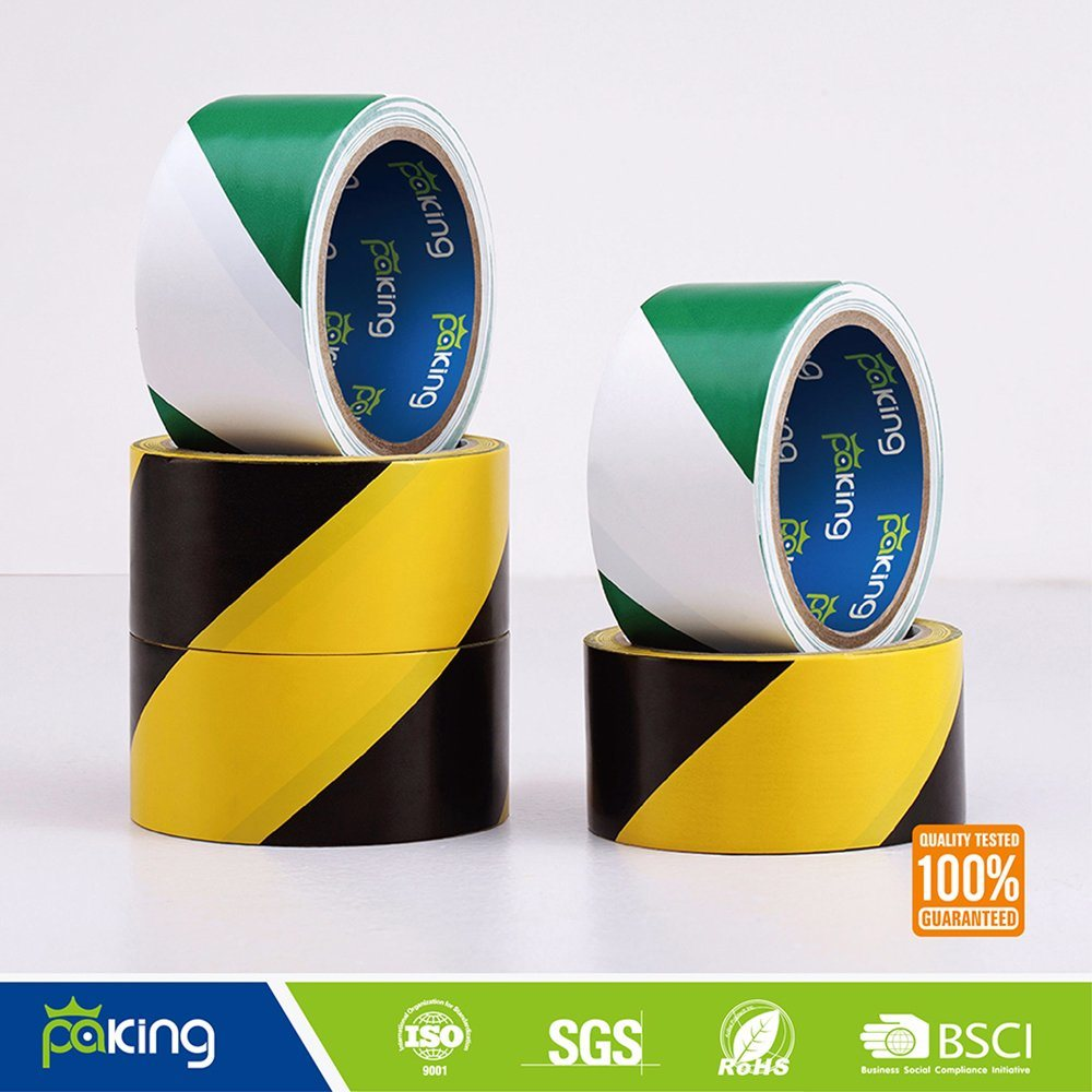 New Coming Yellow and Black Pipeline Detectable Warning Tape