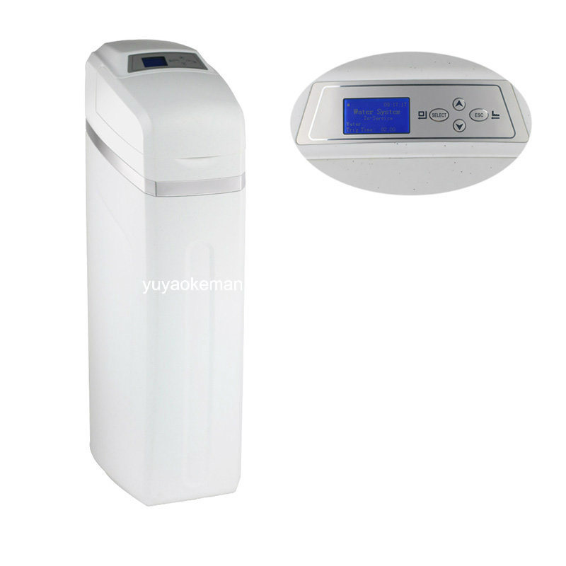 Cabinet Type Water Softener with 2 Tons