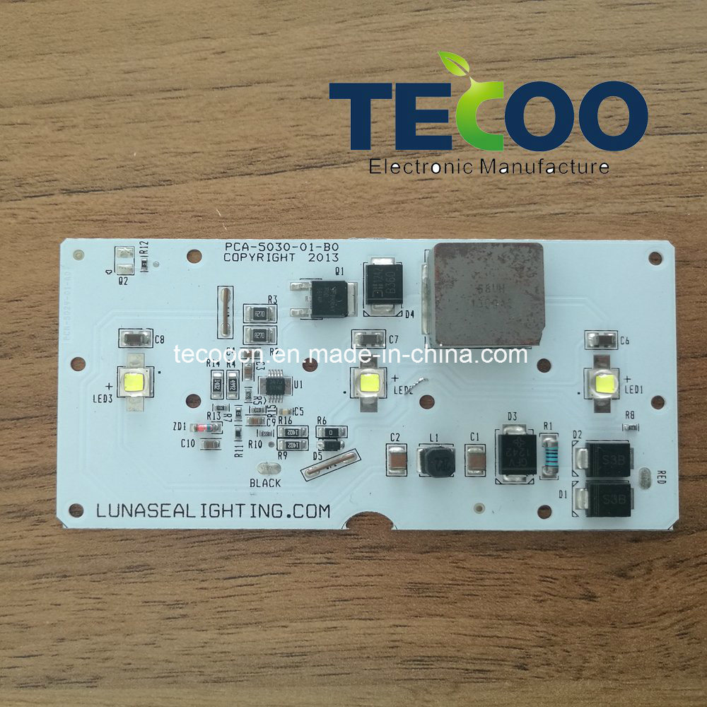 Cem3 LED Board with Good Heat Dissipation Same as Aluminum