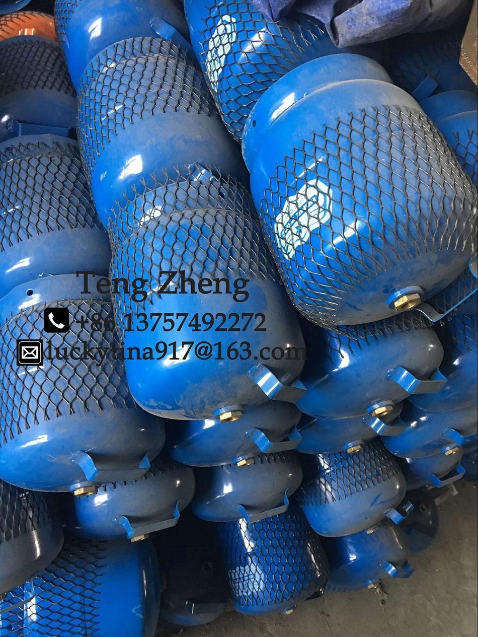 Steel LPG & Gas Tank Cylinder-3kg