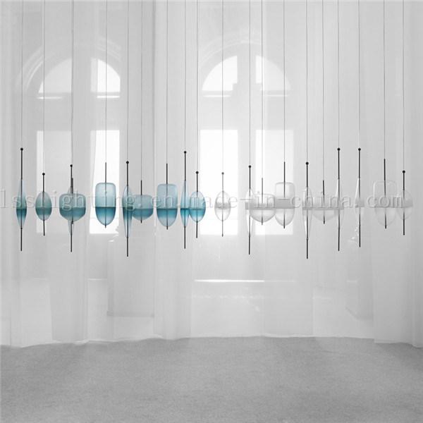 Italian Stype Glass LED Pendant Lamp for Room Decorative Hanging Lighting