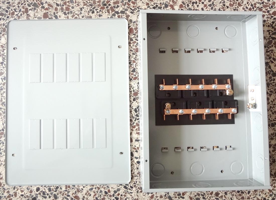 Gtls12-12way Plug in Load Cneter