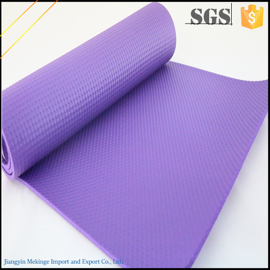 Conveniently Folding NBR Yoga Mat