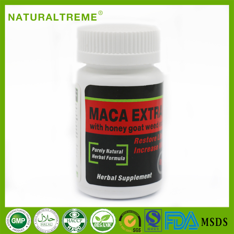 Help Men Enhanced Erection Epimedium Extract Capsule