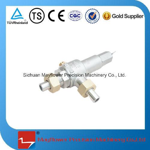 Dn10 Cryogenic Pressure Relief Valve