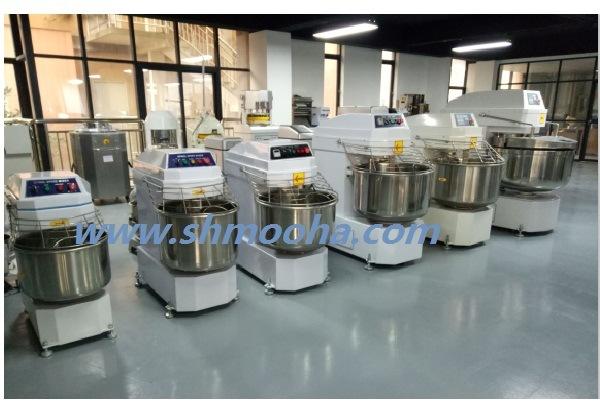 Bread Machine 50kg Flour Spiral Dough Mixer (also supply other capacity mixer)