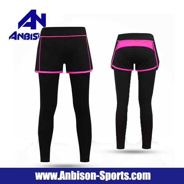 Hot Sale Summer Outdoor Sports Games Women Long Pants Wear