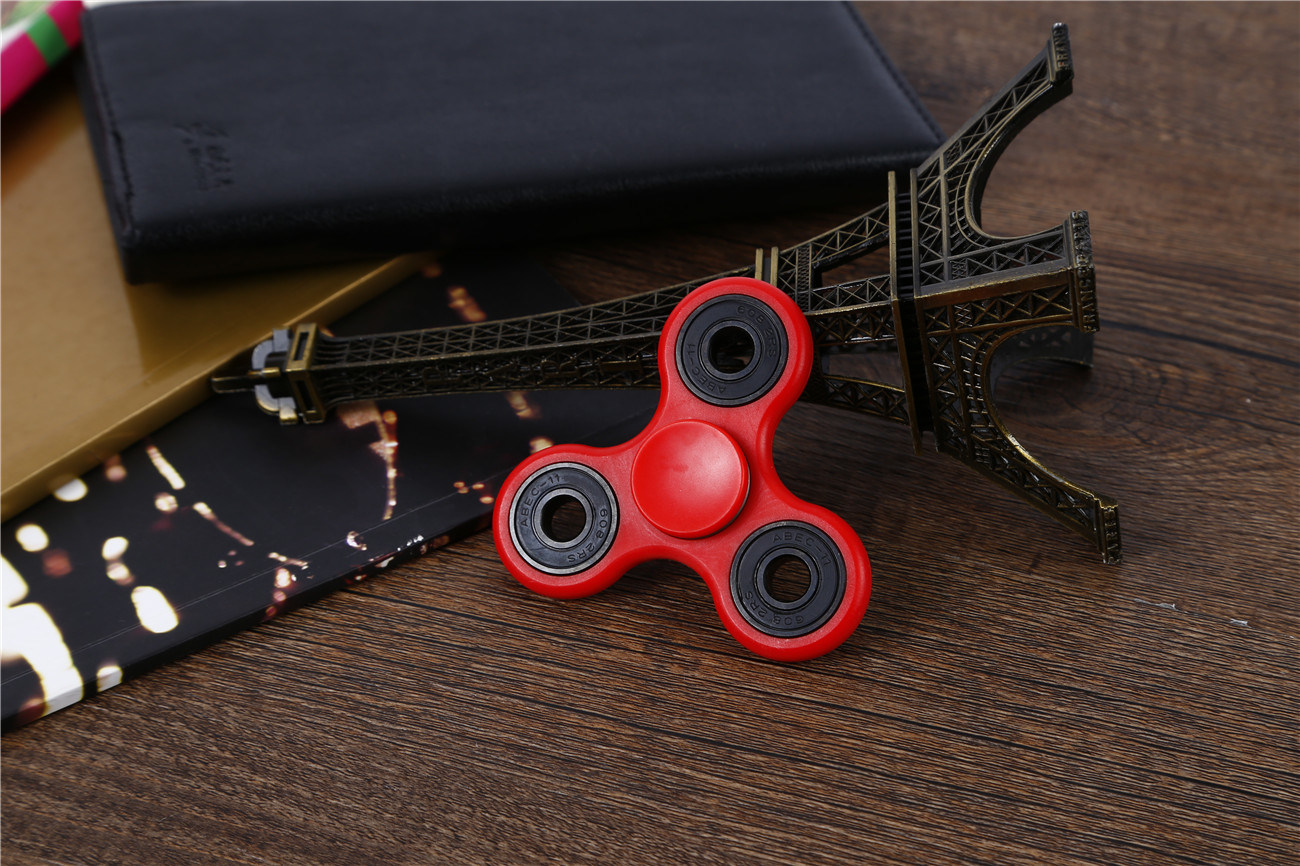 Nice New Exclusive Design Quiet Decompression Fidget Toy Crazy Spinner Toy