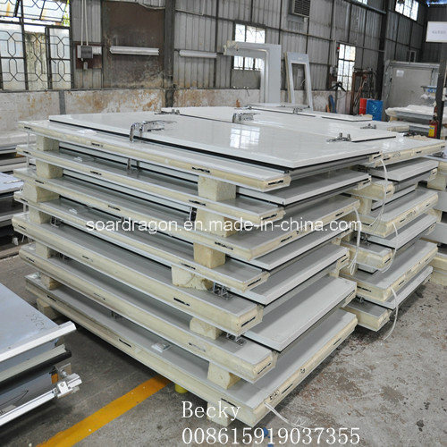 Hot-Sale OEM Cold Room Walk in Freezer for Meat and Vegetable
