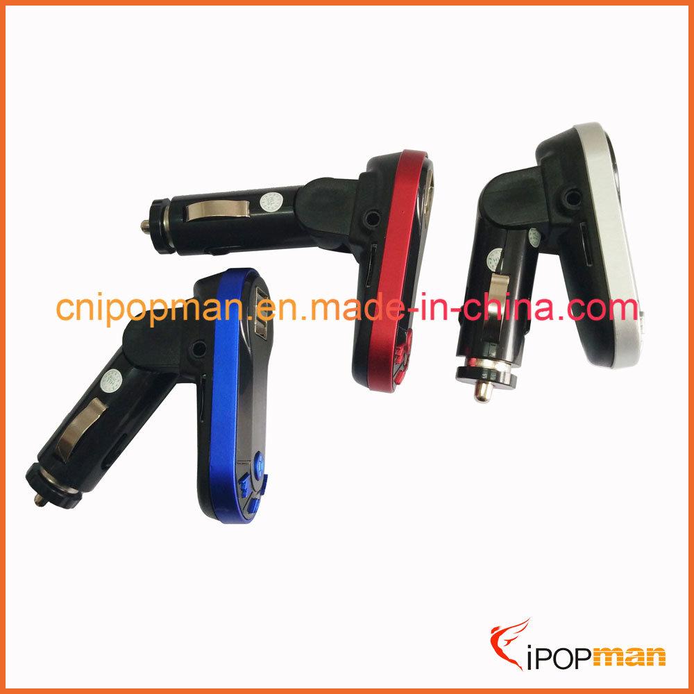 FM Transmitter for Car MP3 Player Bluetooth Receiver FM Transmitter