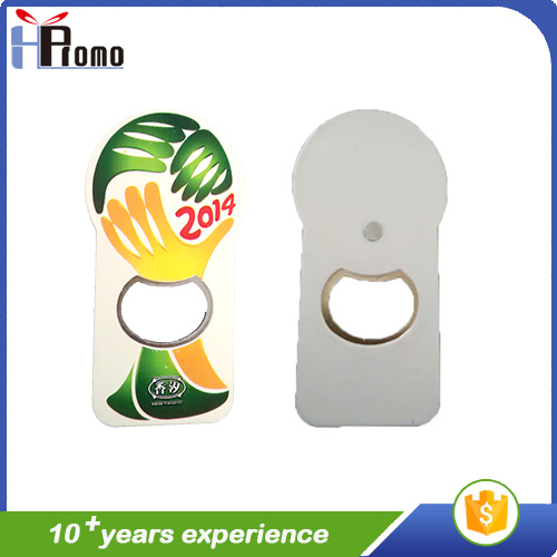 Metal Bottle Opener with ABS Cover
