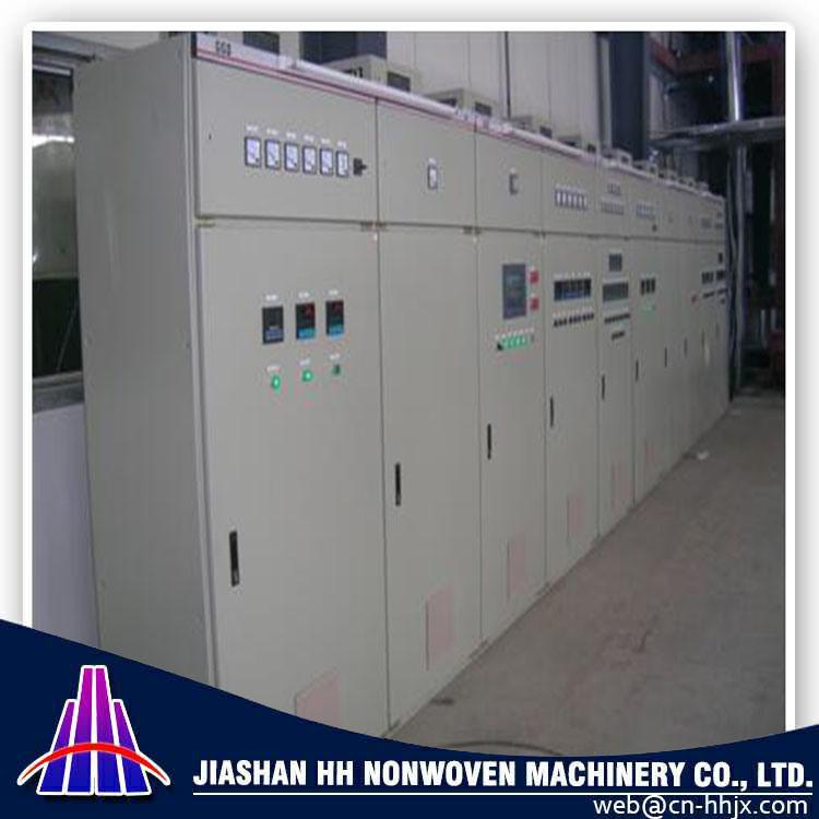 Nonwoven PLC Electric Control PLC
