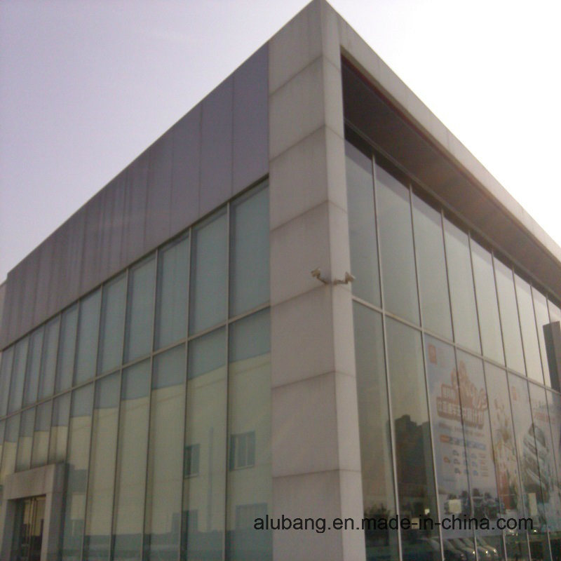 Decoration Material & Building Material Aluminum Composite Panel (ALB-001)
